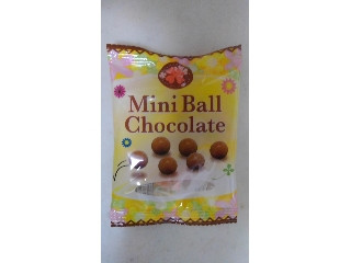 エイム ミニボールチョコレート 袋12g