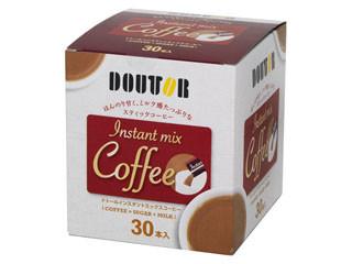 ドトール インスタントミックスコーヒー 箱11g×30