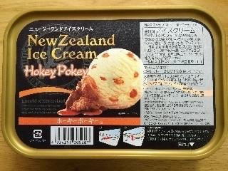 アイガー ニュージーランドアイスクリーム エメラルドホーキーポーキー 800ml