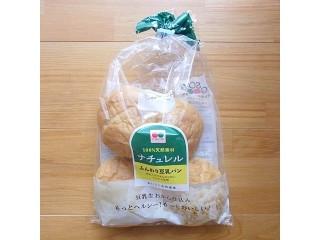 フランソア ナチュレル ふんわり豆乳パン 袋4個