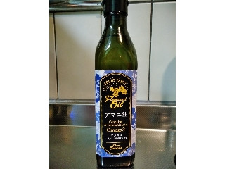 成城石井 アマニ油 瓶270g