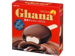 ガーナ 濃密チョコレートアイス
