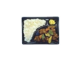 デイリーヤマザキ 鶏の黒酢あん弁当