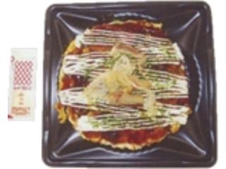 デイリーヤマザキ わかば 関西風お好み焼 海鮮ぶた玉