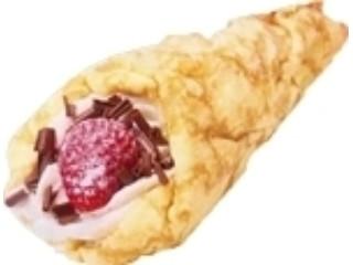 デイリーヤマザキ ベストセレクション 苺とバナナのクレープ