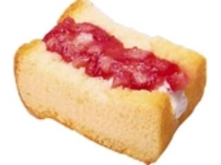 デイリーヤマザキ ベストセレクション 苺のシフォンケーキ
