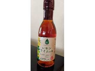 うちぼり レモンライムの酢 150ml