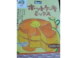 いかりスーパーマーケット ホットケーキミックス 箱100g×2
