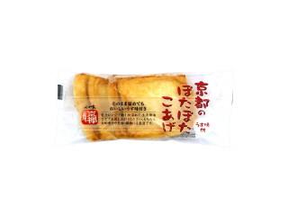 京禅庵 京都のぽたぽたこあげ うす味付 袋4枚