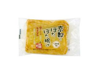 京禅庵 京都のぽたぽた上げ うす味付 袋1枚