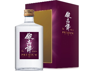 合同酒精 しそ焼酎 鍛高譚プレミアム 瓶720ml