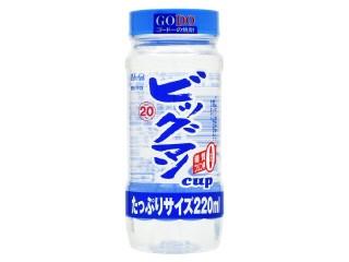 合同酒精 ビックマン 20度 糖質プリン体0 カップ220ml