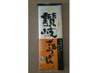 川田製麺 讃岐ざるうどん 袋250g