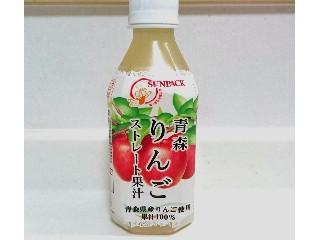 ゴールドパック 青森りんご ストレート果汁 280ml