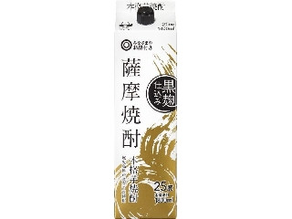 みなさまのお墨付き 薩摩焼酎 本格芋焼酎 パック1800ml