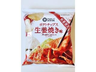 ポテトチップス 生姜焼き味