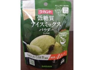 ラカント 低糖質アイスミックスパウダー 抹茶味