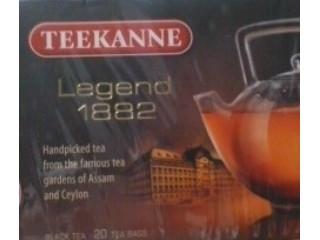 日本緑茶センター TEEKANNE Legend1882