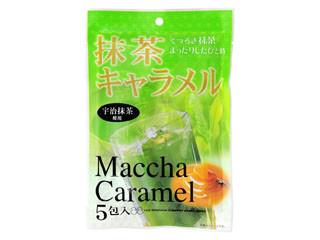 不二 抹茶キャラメル 袋15g×5