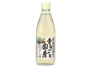 マンネン酢 まるごと国産氷温純米すし酢 瓶360ml