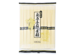 大陽製粉 島原手延べ素麺 袋500g