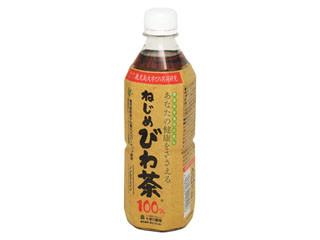 十津川 ねじめびわ茶 ペット500ml
