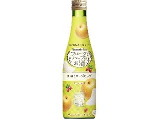 養命酒 フルーツとハーブのお酒 和梨とローズヒップ 瓶300ml