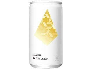 大正製薬 RAIZIN CLEAR