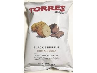 黒トリュフポテトチップス