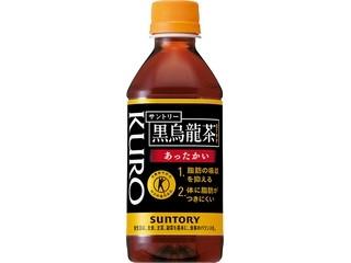 サントリー ホット黒烏龍茶 ペット350ml