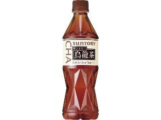 サントリー 烏龍茶 ペット525ml