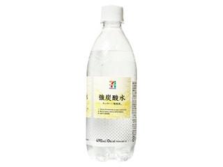 セブンプレミアム 強炭酸水 ペット490ml