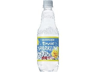 サントリー 南アルプススパークリング レモン ペット500ml