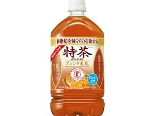 サントリー 特茶 ブレンド麦茶 カフェインゼロ ペット1000ml