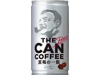 サントリー ボス THE CANCOFFEE 缶185g