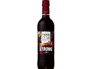 サントリー 酸化防止剤無添加のおいしいワイン。 ストロング ペット720ml