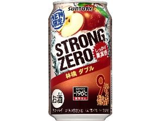 サントリー ‐196℃ ストロングゼロ 林檎ダブル 缶350ml