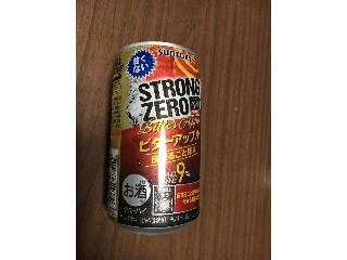 サントリー ストロング ゼロ ビターアップル 350mI
