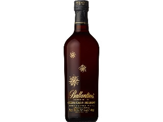 バランタイン クリスマスリザーブ 瓶700ml