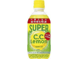 サントリー スーパーC.C.レモン ペット350ml
