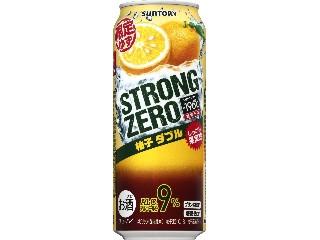 サントリー ‐196℃ ストロングゼロ 柚子ダブル 缶500ml