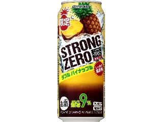 サントリー ‐196℃ ストロングゼロ ダブルパイナップル 缶500ml