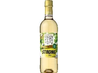 サントリー 酸化防止剤無添加のおいしいワイン。 ストロング 白 ペット720ml