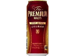 サントリー ザ・プレミアム・モルツ ディープアロマ 缶500ml