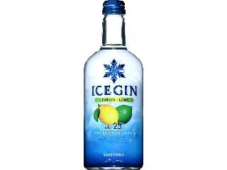 サントリー アイスジン レモン&ライム 瓶500ml