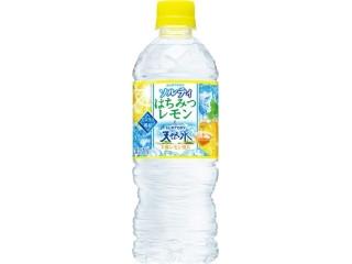 はちみつレモン&サントリー天然水