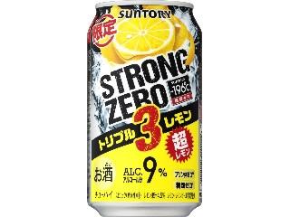 ‐196℃ ストロングゼロ トリプルレモン