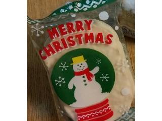 カルディ クリスマスダックワーズ ホワイトチョコヘーゼルナッツ 1個