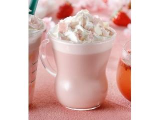 スターバックス さくら ストロベリー ピンク ミルク ラテ