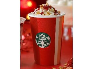 スターバックス クリスマス ストロベリー ケーキ ミルク